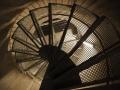 Escalera Metálica de Caracol