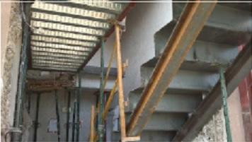 Creacción de Escaleras Interiores