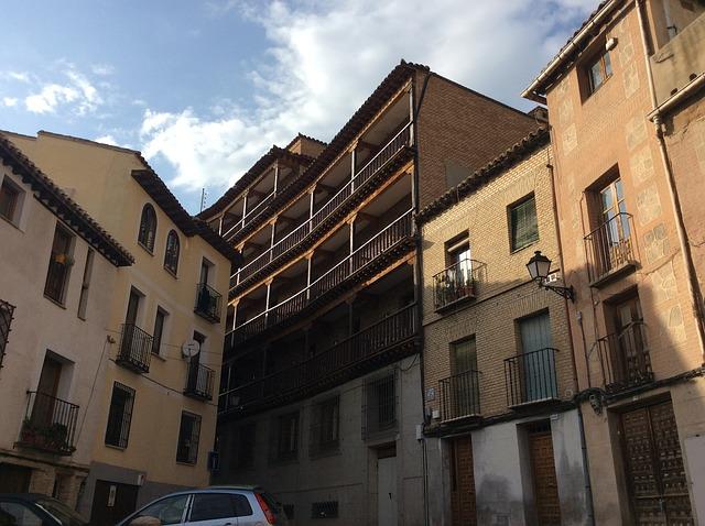 Rehabilitación de Fachadas en Municipios